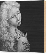 Rebecca Wood Print by Louis Gleason