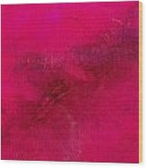 Reclusive Pink Wood Print