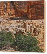 Red Rock Canyon 3 Wood Print