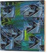 Reef Wood Print