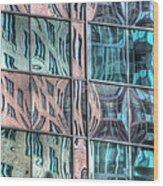 Reflection 19 Wood Print