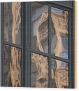 Reflection 4 Wood Print by Jim Wright
