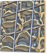 Reflection 7 Wood Print