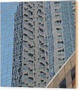 Reflection  II 0074 Wood Print