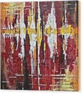Reflections Iv Wood Print