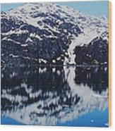 Reflections Captured In Alaska # 1 Wood Print