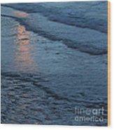 Reflections Vi  Wood Print