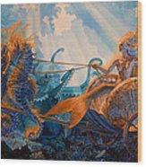 Regina Maria Wood Print