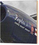 Regulus 1 Wood Print