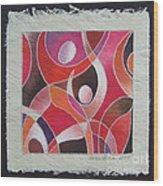 Reki IIi - Dance For Joy Wood Print
