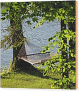 Relaxation Wood Print