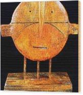 Relics No.7 Wood Print