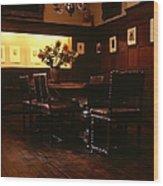 Rembrandt House - Interior 1 Wood Print