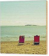 Remember Summer Wood Print