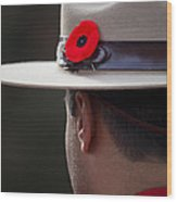 Remembrance Day Wood Print