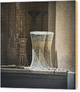Remembrance The Glass Wood Print