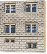 Renaissance Architecture  Wood Print