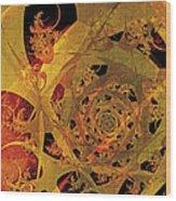 Renaissance Complex Wood Print
