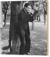 Renato Zanelli (1892-1935) Wood Print