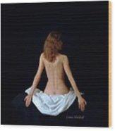 Rennaisance Woman Wood Print
