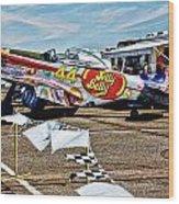Reno Races 6 Wood Print