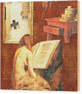 Repentance Wood Print