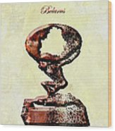 Republic Of Belarus Wood Print