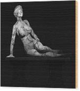 Resting Goddess... Wood Print