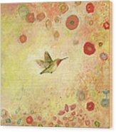 Returning To Fairyland Wood Print