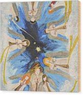 Revelation 8-11 Wood Print