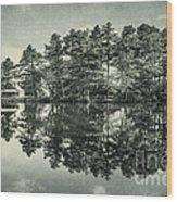 Revelations Wood Print