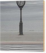Revere Beach Wood Print