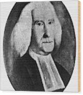Reverend William Smith Wood Print