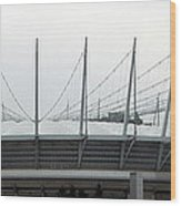 Revised Old Bc Place Wood Print