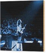 Rg #8 In Blue Wood Print
