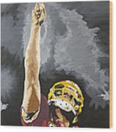 Rg IIi Wood Print by Don Medina