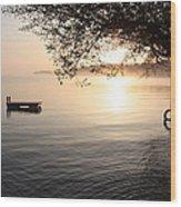 Rice Lake Wood Print
