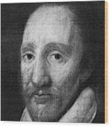 Richard Burbage (c1567-1619) Wood Print