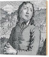 Richard Hurst  Catholic, Hanged Wood Print