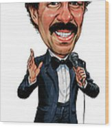 Richard Pryor Wood Print