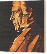 Richard Wagner Wood Print