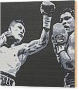 Ricky Hatton 2 Wood Print