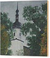 Riesa Germany Wood Print