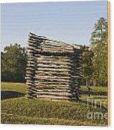 Rifle Tower Ninety Six National Historic Site Wood Print