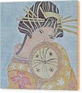Rika Wood Print