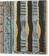 Rincon Wood Print