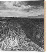 Rio Grande Wood Print
