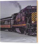 Rio Grande Scenic Railroad Wood Print