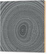 Ripple Wood Print