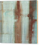 River Of Desire 1 By Madart Wood Print